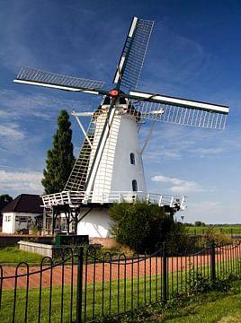 Molen Olle Widde, Ten Post, Groningen van