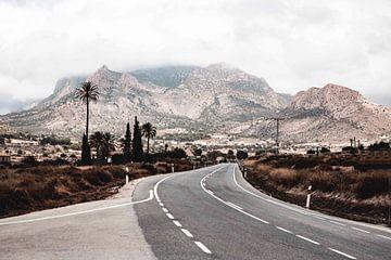 Berge in Spanien von Shelena van de Voorde