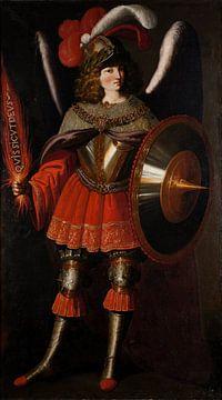 Der Erzengel Michael, Francisco de Zurbarán