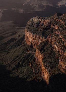 Lagen van de Grand Canyon van Jorik kleen