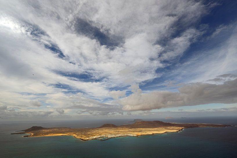 Isla Graciosa sur Harrie Muis