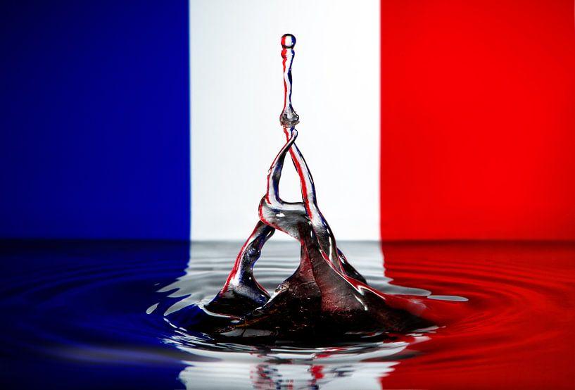 Eiffel Drop van Vincent Xeridat