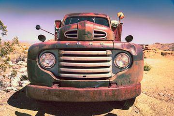 Altes Ford-Auto von Inge van den Brande