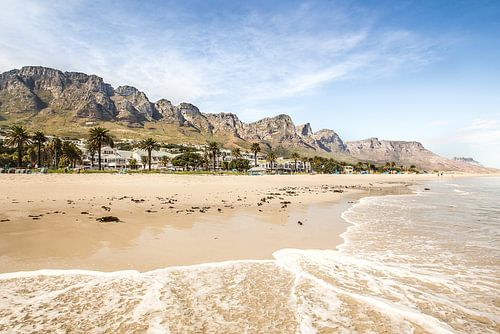 Camps Bay, Kaapstad, Zuid Afrika