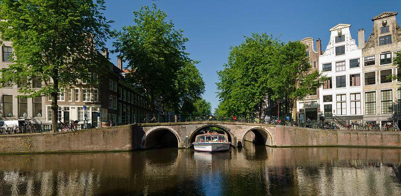 Herengracht Leidsegracht Amsterdam van Tom Elst