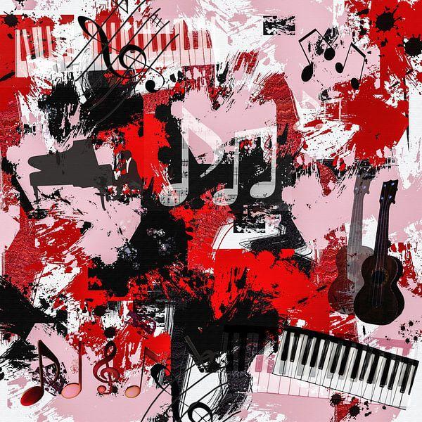 Chaos in Music 2 van Christine Nöhmeier
