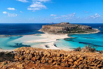 Lagune Balos Beach Kreta von