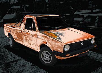 VW Caddy 1 (Typ 14D) von aRi F. Huber