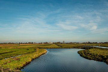 Landschaft bei Enkhuizen von Brian Morgan
