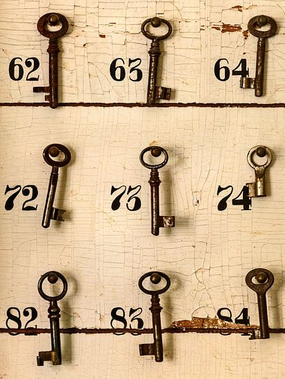 Welke kamer zullen we nemen? van Martin Bergsma