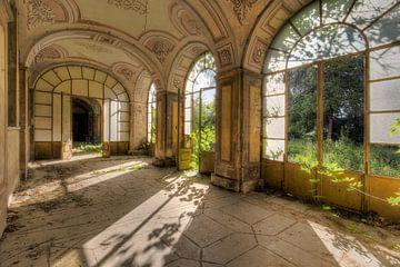 salle abandonnée sur Kristof Ven