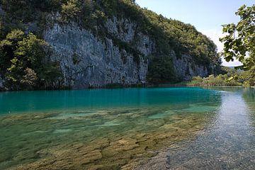 Plitvice meer in Kroatië van DroomGans