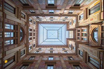 Wunderschöne Architektur in Rom von Marco Leeggangers