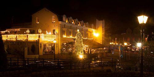 Kerstsfeer in Simpelveld