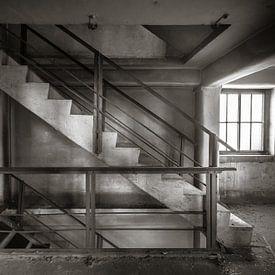 Treppenhaus-Fabrik von Olivier Van Cauwelaert