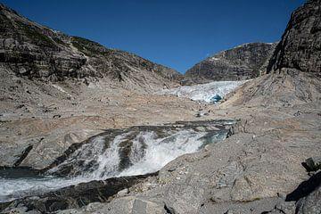 Jostedalsbreen Gletscher von Stefan Havadi-Nagy