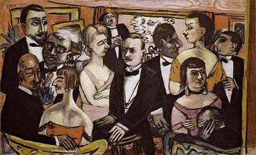 Gesellschaft Paris, Max Beckmann, 1931