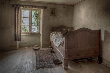 Slaapkamer van van Gogh sur Manja van der Heijden