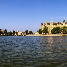 Schwerin Panorama von Frank Herrmann