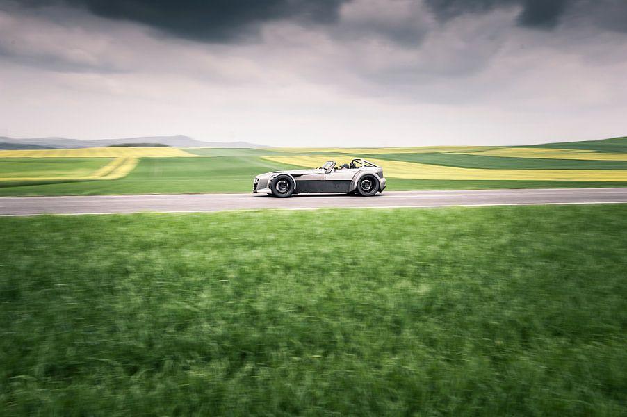 Warp Speed van Sytse Dijkstra