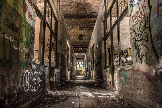 Fort de la Chartreuse van Samantha Schoenmakers