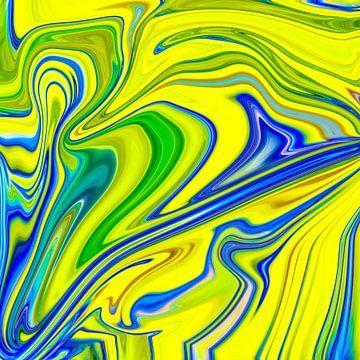 Liquid Nr.18 - MeinhardtART von Dietmar Meinhardt