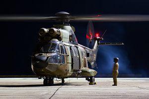 Spaanse Landmacht AS332 Super Puma