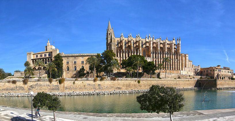 Cathedral of Palma de Mallorca van Erich Werner