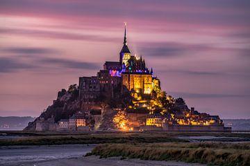 Le Mont Saint Michel von Achim Thomae