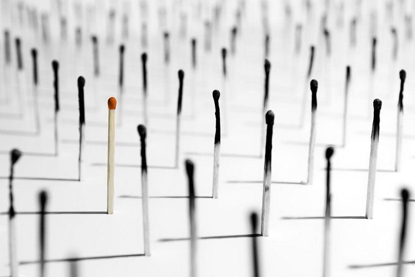Be different van Jeroen Peters