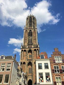 De Dom in Utrecht van Elize Aurik