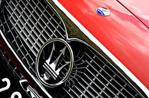 Maserati detail
