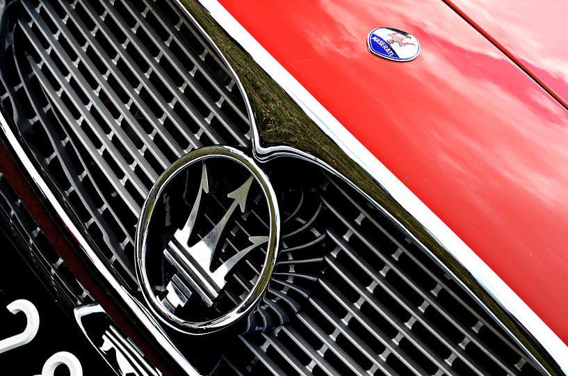 Maserati detail van Jurien Minke