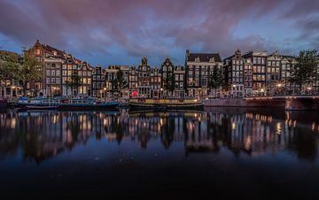 Singel Amsterdam von Mario Calma