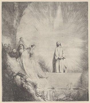 Erweckung des Lazarus, Jan Lievens, 1630 - 1631