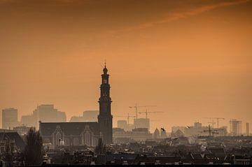Westerkerk van Fotografie door Menno