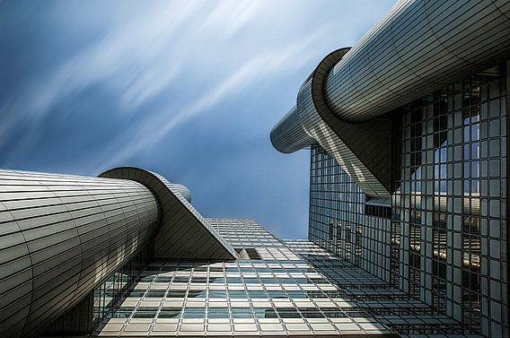 HVB Tower van Hannes Cmarits