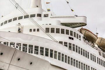 Brug van het Stoomschip Rotterdam van