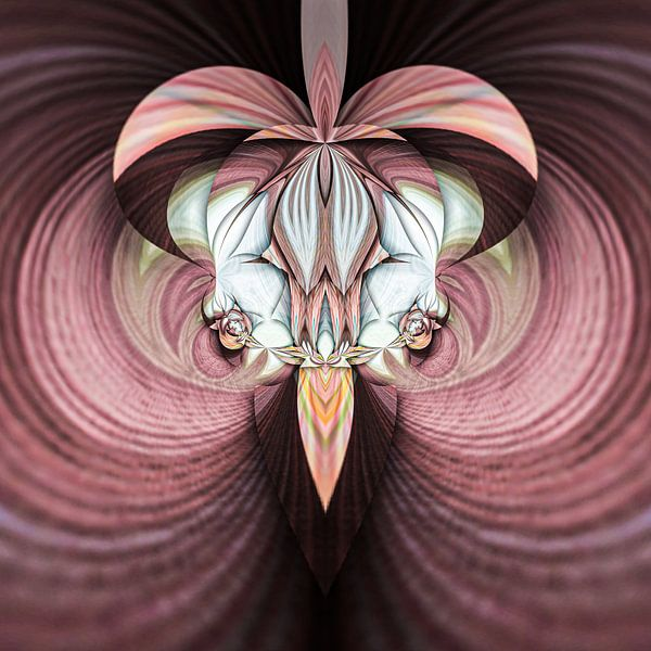 Phantasievolle abstrakte Twirl-Illustration 71/8 von PICTURES MAKE MOMENTS