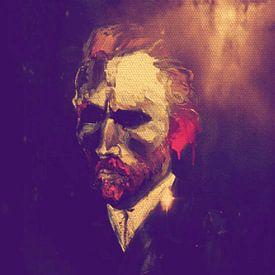 Vincent van Gogh Pop Art PUR Serie No.1 von Felix von Altersheim