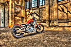 Verlaten motor? von Nicky Staskowiak