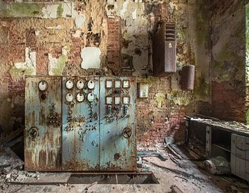 Alte Fabrik von Olivier Van Cauwelaert