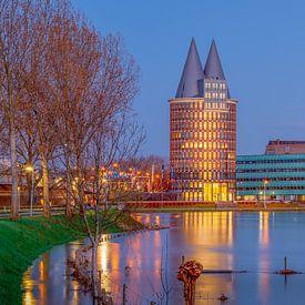 Hoog Water Roermond II van Teun Ruijters