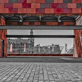 Eilandje Antwerpen van Bruno Hermans