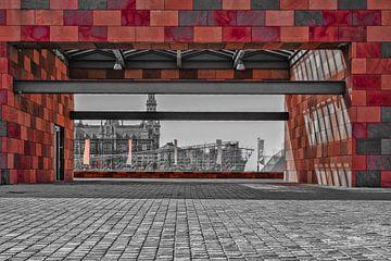 Insel Antwerpen von Bruno Hermans