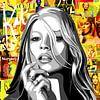 Kate Moss van Jole Art (Annejole Jacobs - de Jongh) thumbnail