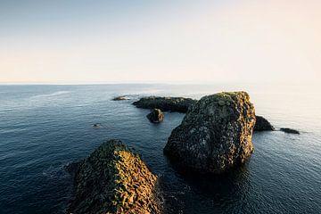 Felsen im Atlantik von Pascal Deckarm
