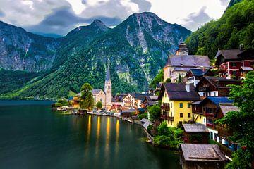 Hallstatt Österreich von Kevin Baarda