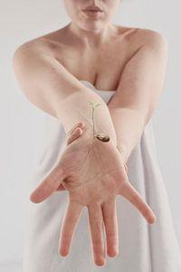 Geef de aarde door. van Elianne van Turennout