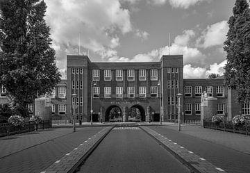 Lyceumbrug - Amsterdams Lyceum sur Hugo Lingeman